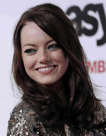 emma stone zombieland wallpaper. brazil and with zombieland